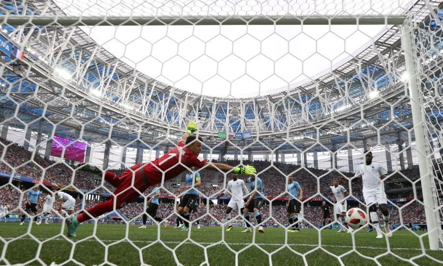 Coupe Du Monde 2018 : France Uruguay En Photos ( 51