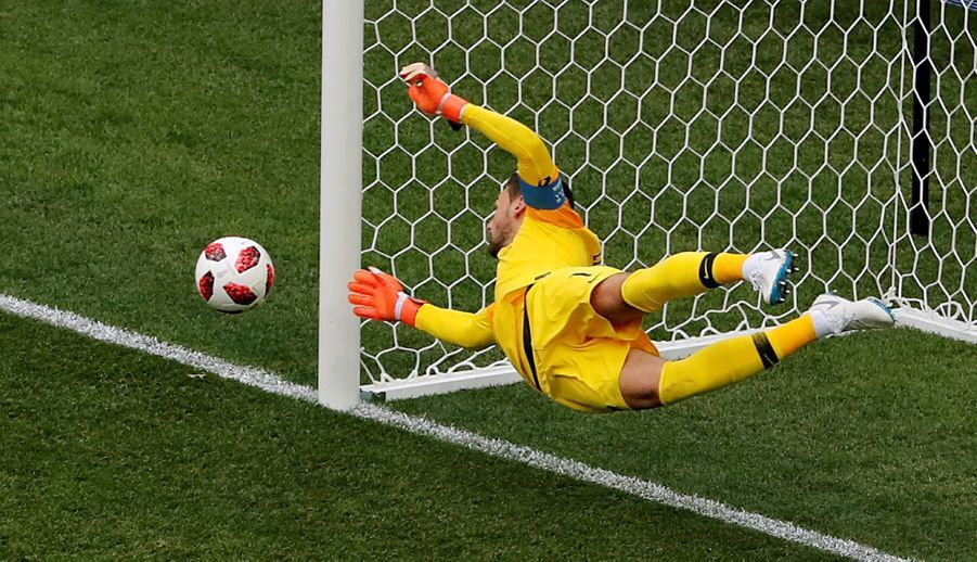 Coupe Du Monde 2018 : France Uruguay En Photos ( 53
