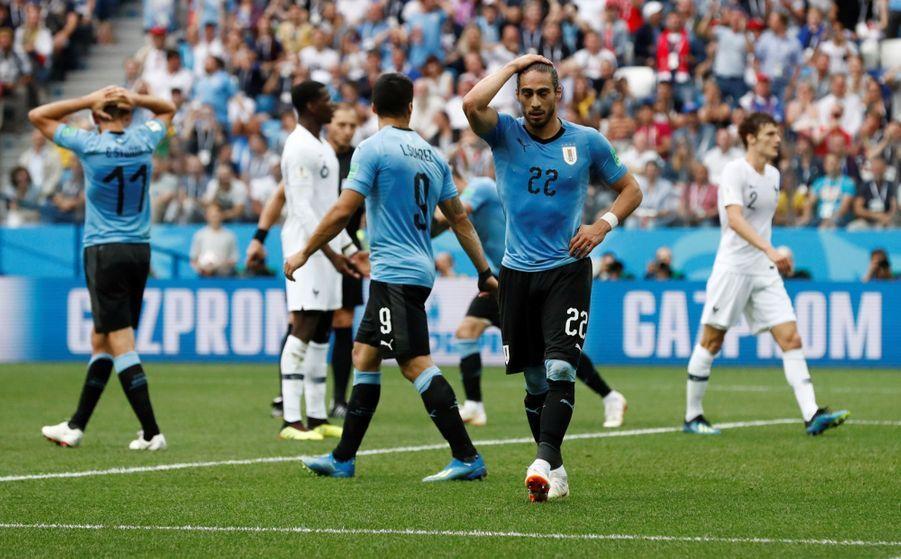 Coupe Du Monde 2018 : France Uruguay En Photos ( 54