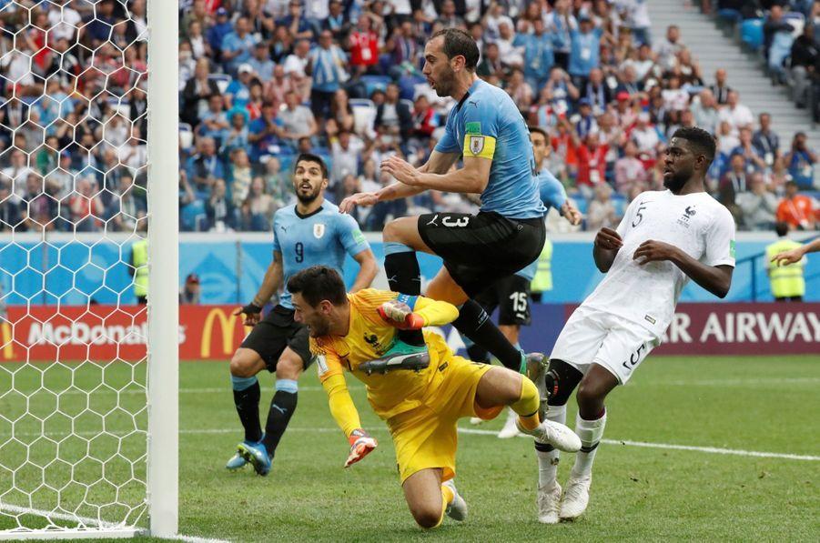 Coupe Du Monde 2018 : France Uruguay En Photos ( 55