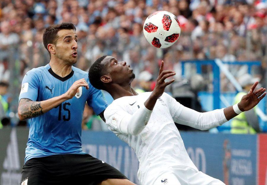 Coupe Du Monde 2018 : France Uruguay En Photos ( 57