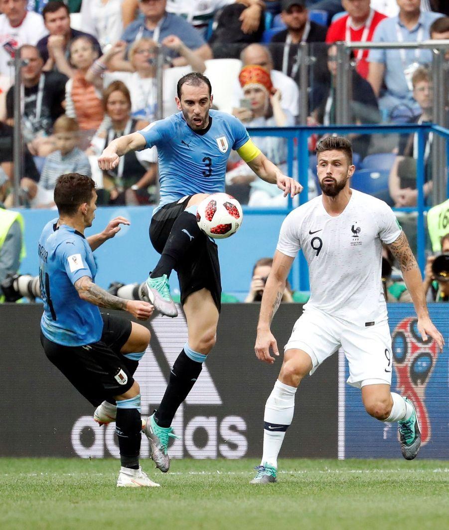 Coupe Du Monde 2018 : France Uruguay En Photos ( 58