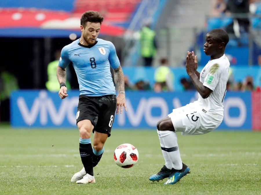 Coupe Du Monde 2018 : France Uruguay En Photos ( 59