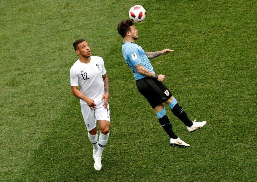 Coupe Du Monde 2018 : France Uruguay En Photos ( 6