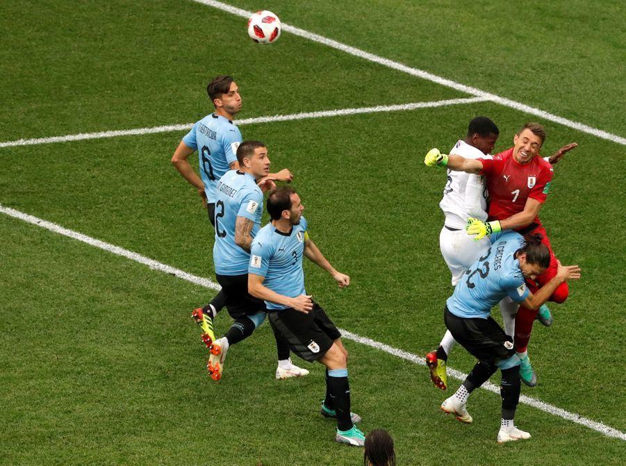 Coupe Du Monde 2018 : France Uruguay En Photos ( 63