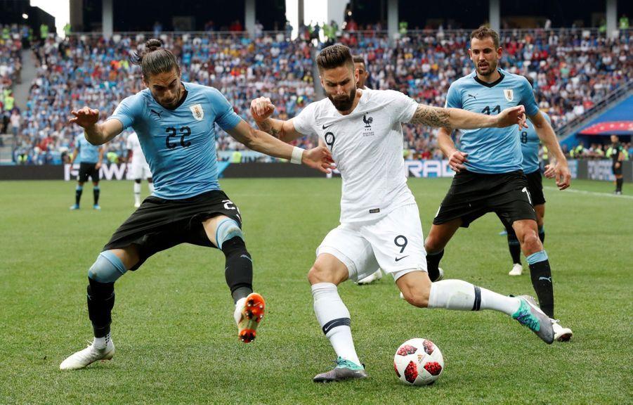 Coupe Du Monde 2018 : France Uruguay En Photos ( 66