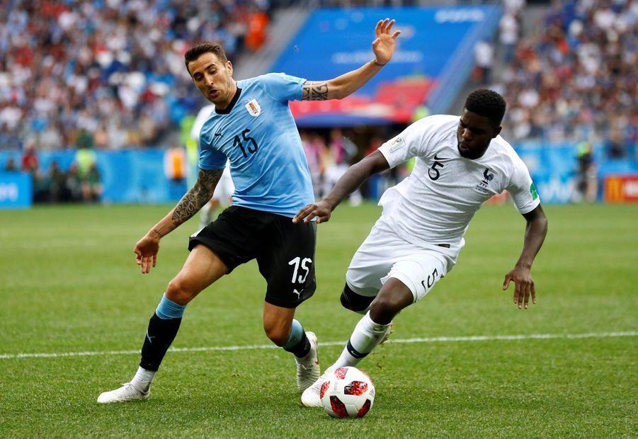Coupe Du Monde 2018 : France Uruguay En Photos ( 68
