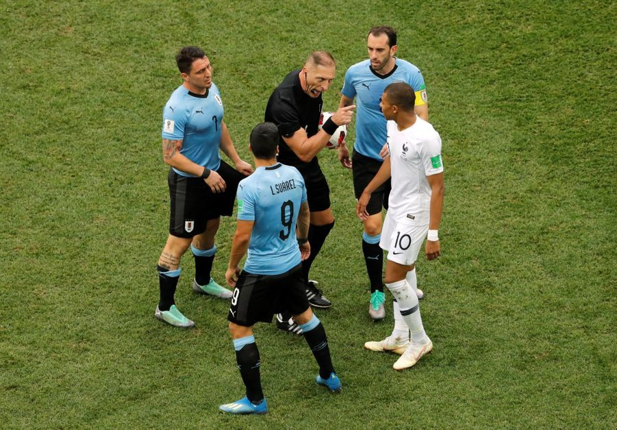 Coupe Du Monde 2018 : France Uruguay En Photos ( 72