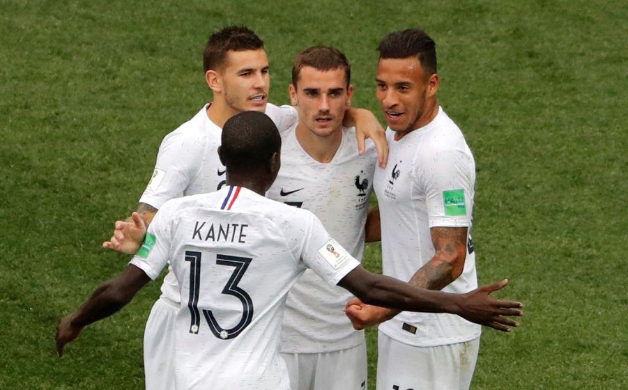 Coupe Du Monde 2018 : France Uruguay En Photos ( 75