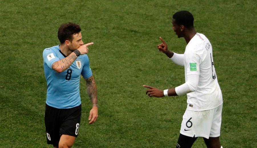 Coupe Du Monde 2018 : France Uruguay En Photos ( 76