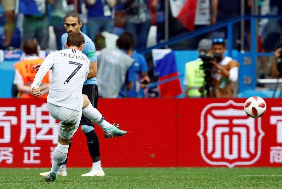 Coupe Du Monde 2018 : France Uruguay En Photos ( 79