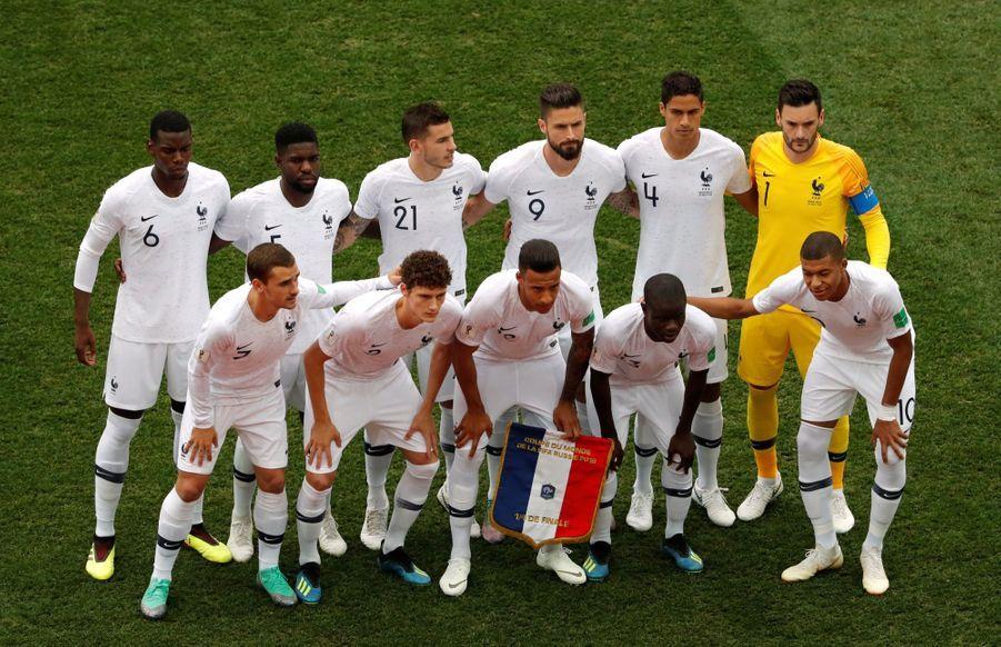 Coupe Du Monde 2018 : France Uruguay En Photos ( 8