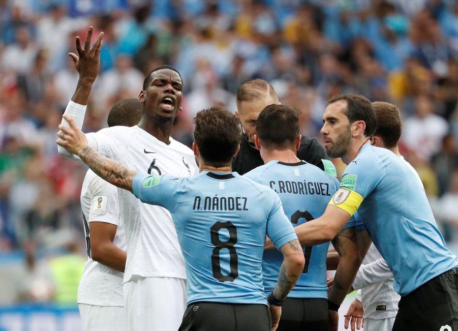 Coupe Du Monde 2018 : France Uruguay En Photos ( 80
