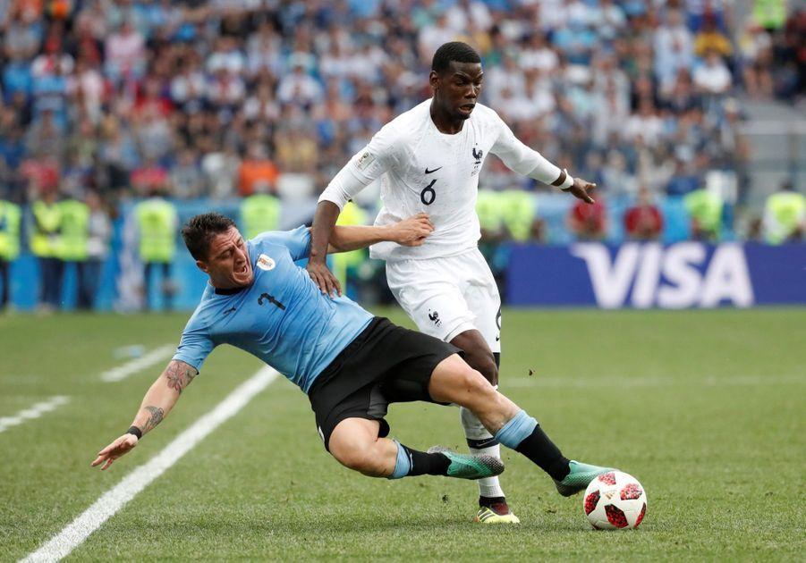Coupe Du Monde 2018 : France Uruguay En Photos ( 87