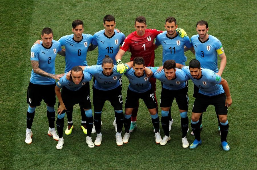 Coupe Du Monde 2018 : France Uruguay En Photos ( 9