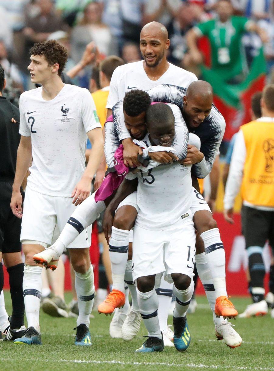 Coupe Du Monde 2018 : France Uruguay En Photos ( 94