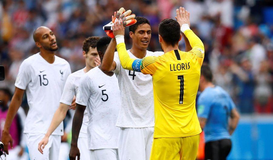 Coupe Du Monde 2018 : France Uruguay En Photos ( 95