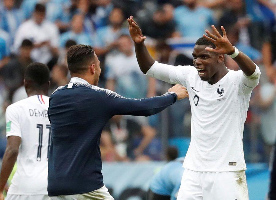 Coupe Du Monde 2018 : France Uruguay En Photos ( 96