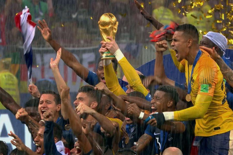 Coupe du monde 2018 : un film pour revivre l'aventure des Bleus