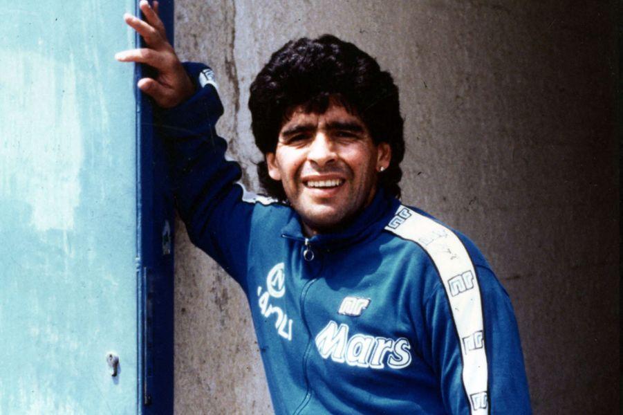 Photo prise à Naples en 1984.
