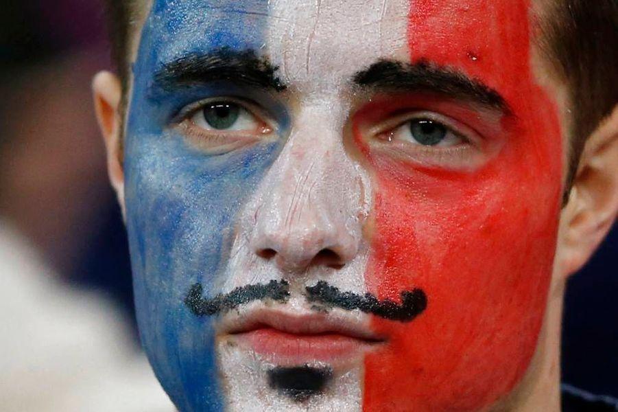 Un supporter français