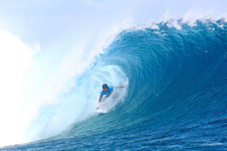 L'exploit du Français Jérémy Florès à Tahiti