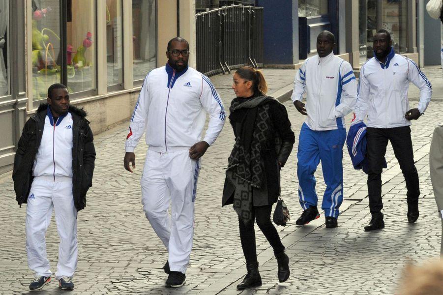 Les obsèques d'Alexis Vastine étaient organisée ce mercredi 25 mars dans sa ville natale, Pont-Audemer