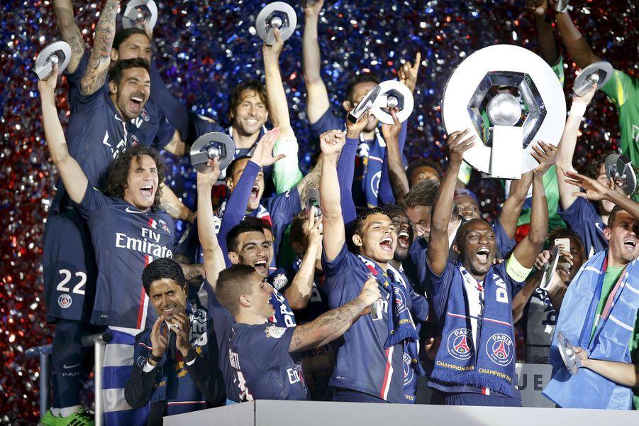 Le PSG entre dans l'Histoire