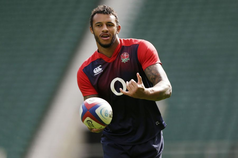 Courtney Lawes (Angleterre)