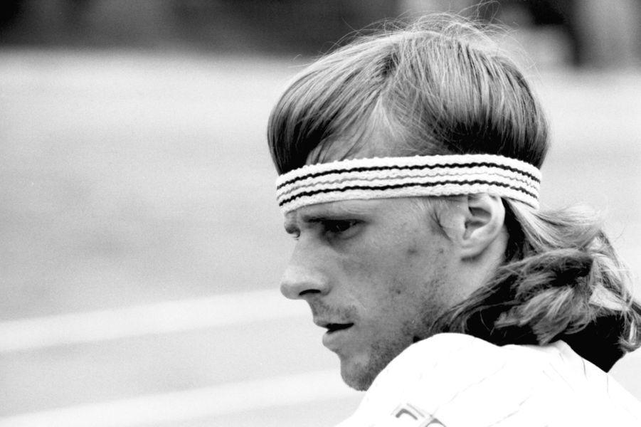 1978, Bjorn Borg a alors 22 ans