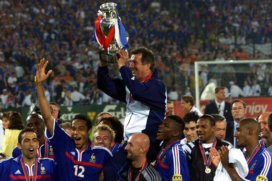 Champions d'Europe en 2000