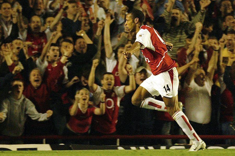 Vedette à Arsenal