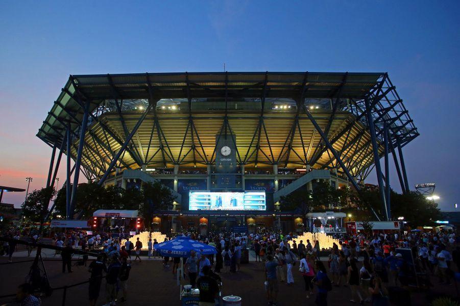 L'US Open de tennis 2015 : le complexe sportif USTA Billie Jean King.