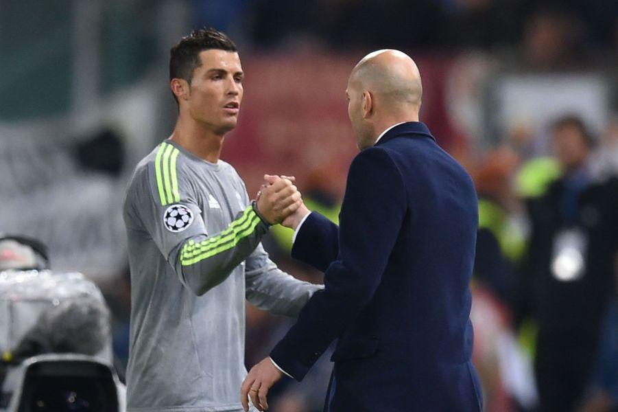 Zidane, plus qu'un coach à Madrid