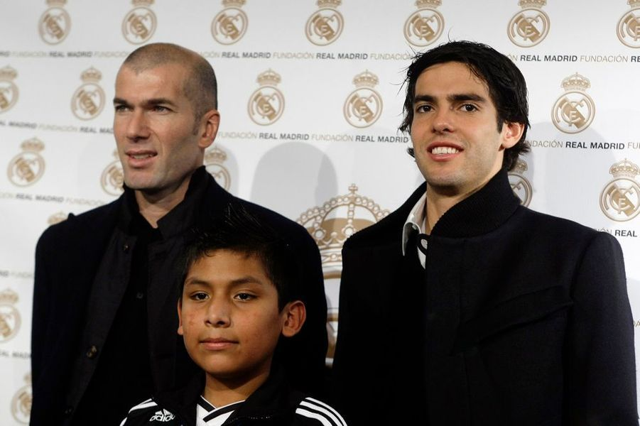 2009. Ambassadeur du Real Madrid et conseiller du président Perez