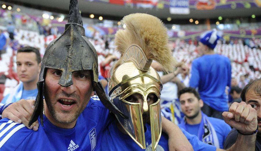 Les Grecs, ces guerriers