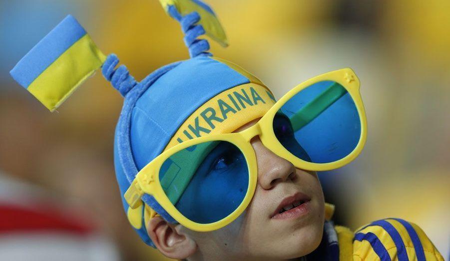 Un jeune ukrainien.