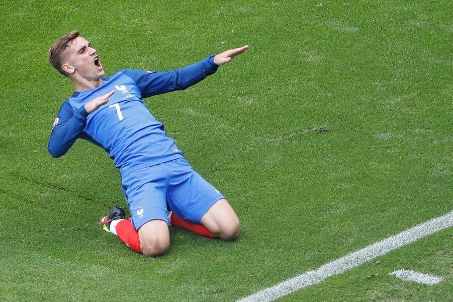 Euro 2016: La France s'offre un grand bol d'Eire