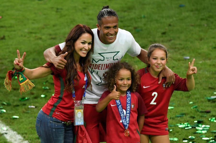 Euro 2016 : La grande joie des joueurs portugais