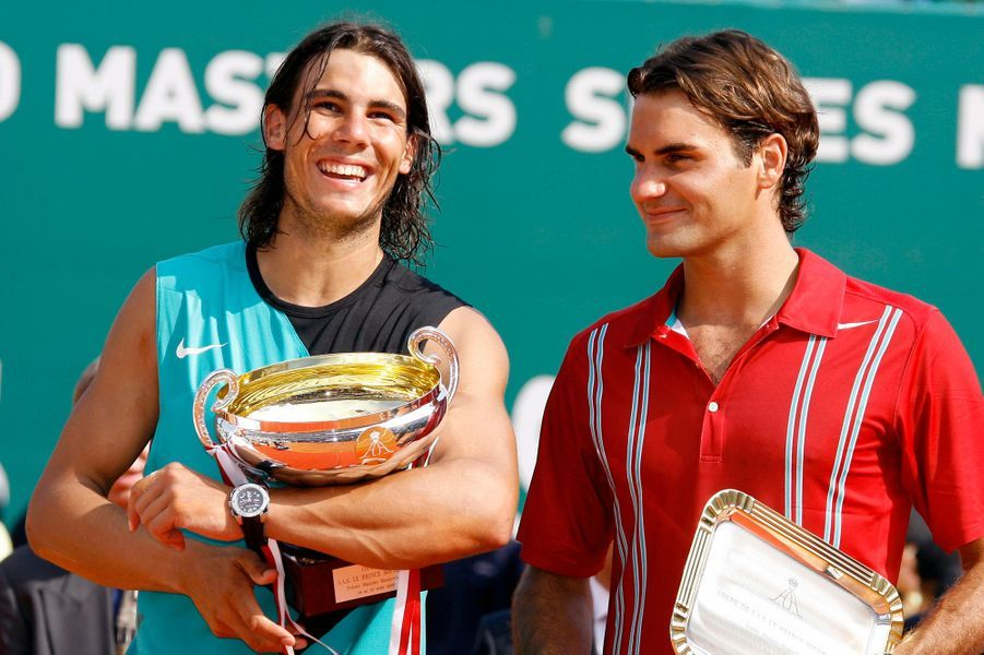 Victoire de Nadal en finale du tournoi de Monte-Carlo en 2007.