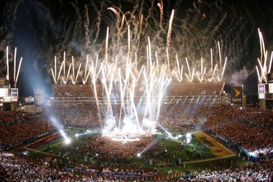C'est l'événement de l'année aux Etats-Unis. Le 43e Superbowl s'est déroulé ce dimanche. Au programme, la finale du championnat de football américain, Jennifer Hudson et Bruce Springsteen en concert, et une rafale de spots de pub inédits.