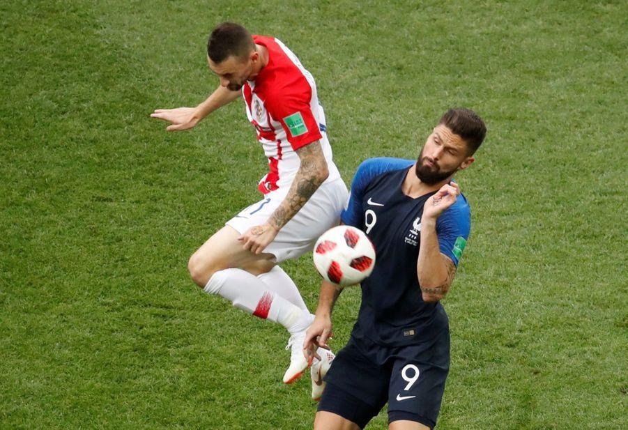 France Croatie : La Finale De La Coupe Du Monde De Football En Direct Et En Photos ( 11