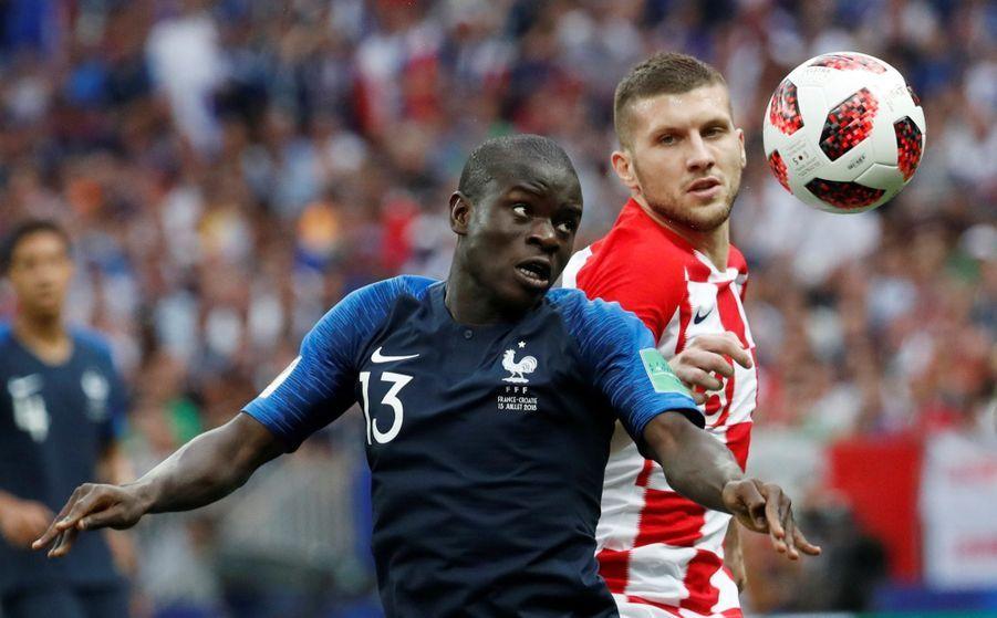 France Croatie : La Finale De La Coupe Du Monde De Football En Direct Et En Photos ( 18