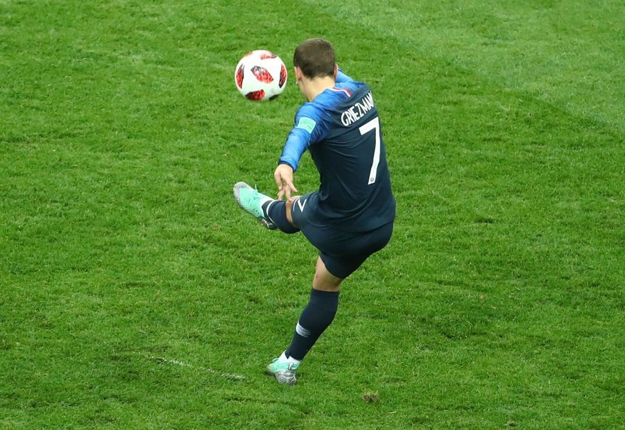 France Croatie : La Finale De La Coupe Du Monde De Football En Direct Et En Photos ( 25