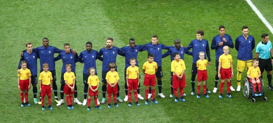 France Croatie : La Finale De La Coupe Du Monde De Football En Direct Et En Photos ( 3