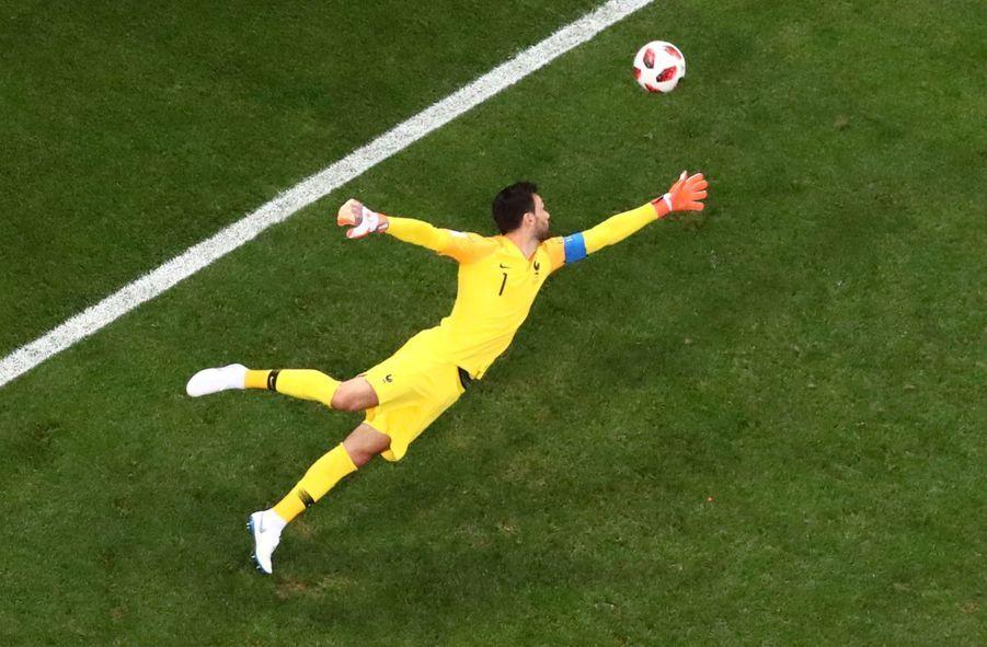 France Croatie : La Finale De La Coupe Du Monde De Football En Direct Et En Photos ( 47