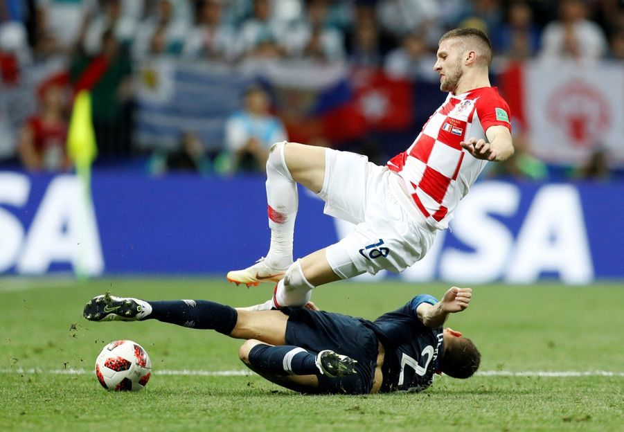 France Croatie : La Finale De La Coupe Du Monde De Football En Direct Et En Photos ( 62
