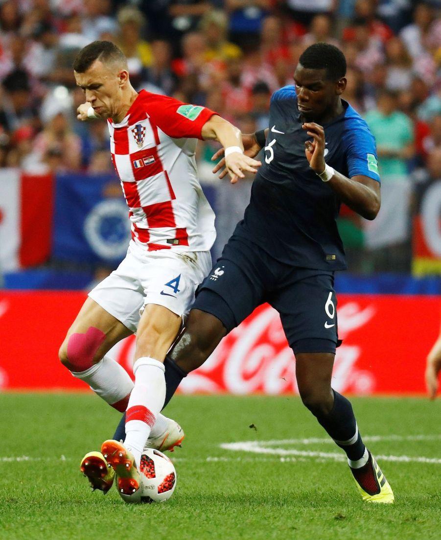 France Croatie : La Finale De La Coupe Du Monde De Football En Direct Et En Photos ( 63