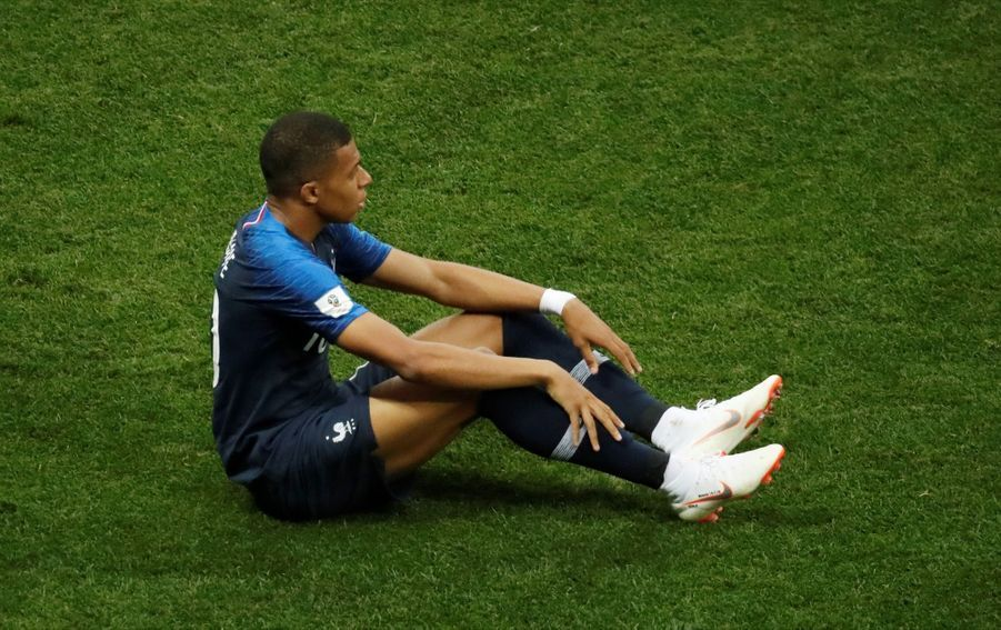France Croatie : La Finale De La Coupe Du Monde De Football En Direct Et En Photos ( 65