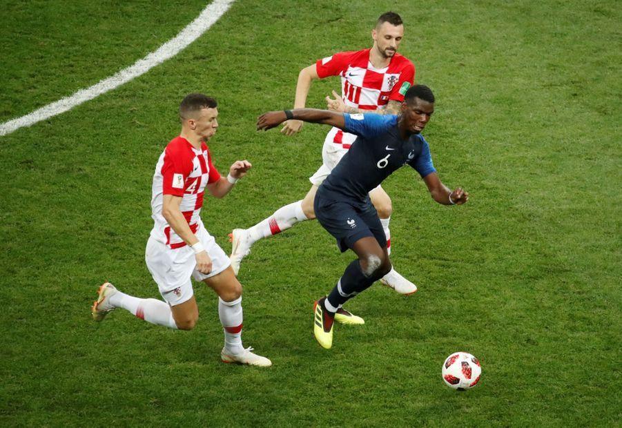 France Croatie : La Finale De La Coupe Du Monde De Football En Direct Et En Photos ( 66